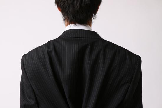 サイズが大きいジャケット