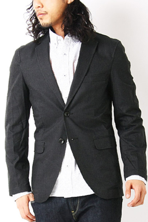 テーラードジャケット写真