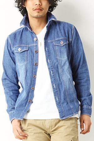 シャツジャケット写真