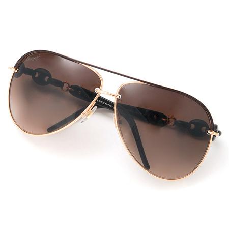 特徴的なグッチのサングラス