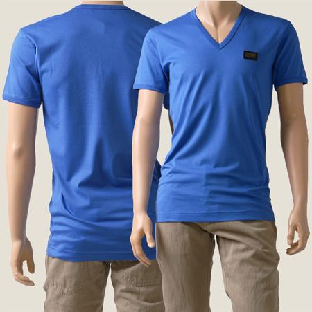 青のドルガバTシャツ