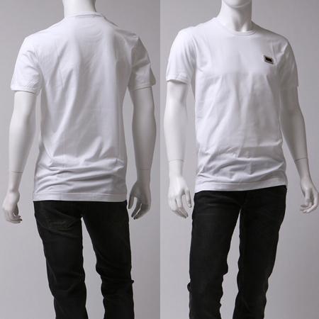 白のドルガバTシャツ