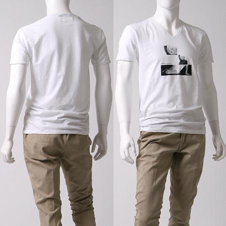 特徴的なデザインのドルガバTシャツ