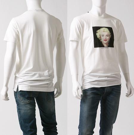 ドルガバのプリントTシャツ