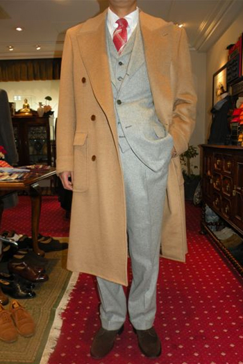 スーツとコート