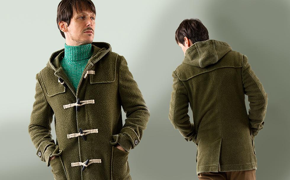 ダッフルコートの着こなし:大人っぽく着こなすための3つのポイント