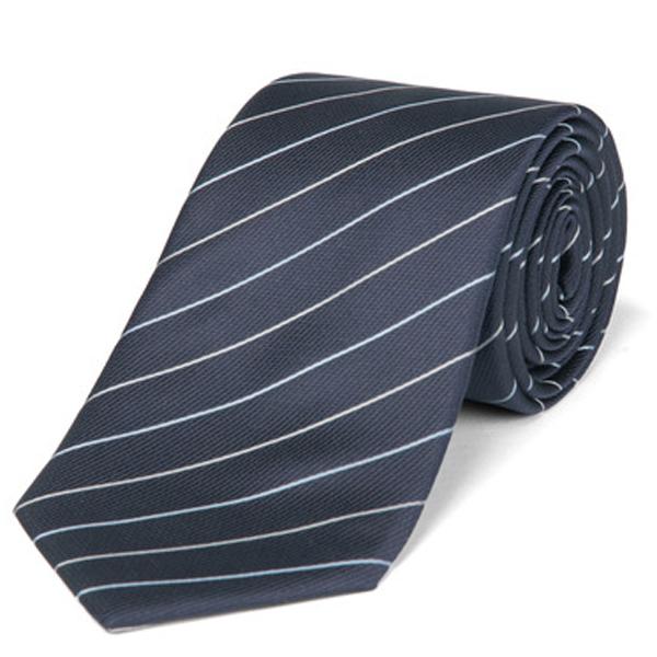 ブルー系ネクタイ